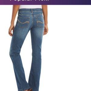 Size 12 girls blue jeans